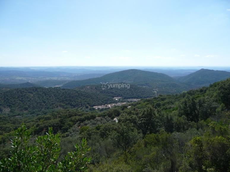 Tour por Sierra de Aracena