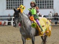 Carnavales a caballo