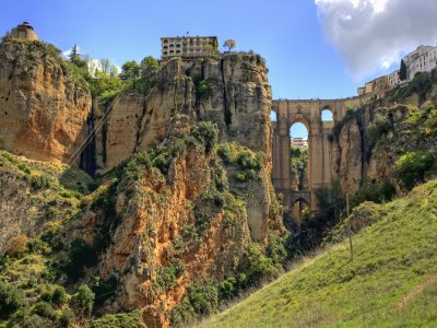 Guided tour Pueblos Blancos and Ronda 1 day