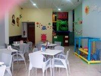Parque infantil en El Altet, incluye merienda