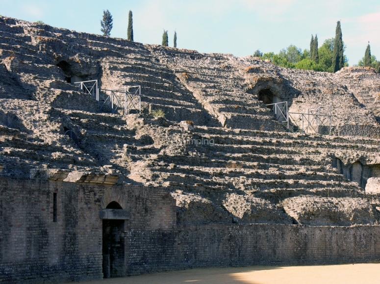 Anfiteato de italica