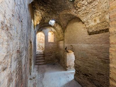 Visita guiada a Itálica desde Sevilla para niños