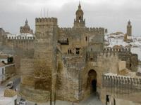 Alcázar en Carmona