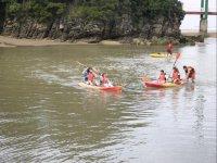 Travesía en kayak por la costa vizcaína