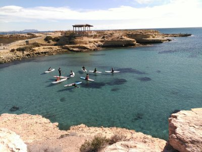 SUP Course with tour through Campello