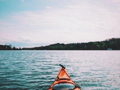 Excursión en kayak por los ríos de Álava