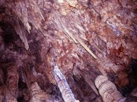 la cueva por dentro