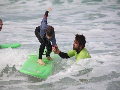 Lecciones de surf en Fuerteventura 5 días