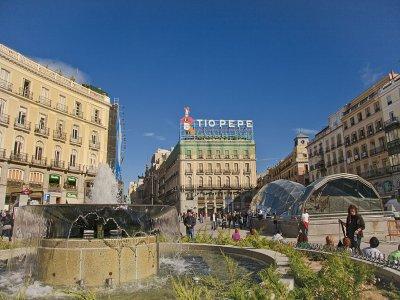 Gymkhana di cultura nel centro di Madrid 2 ore