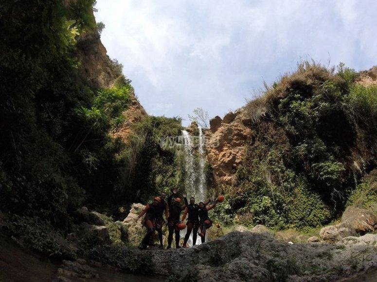 Cascada de Gorgo de la Escalera