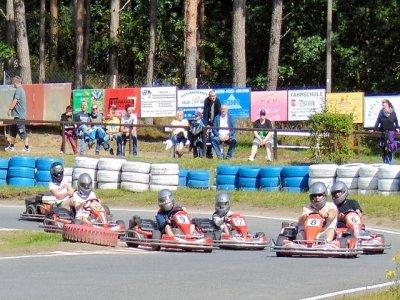 Despedidas de Soltera en Salamanca Karting