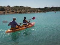 Croisière en kayak