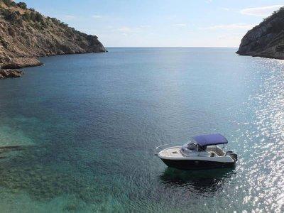 Paseo en charter privado por Formentera, 4 horas