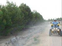 Tour attraverso Belmonte su quad