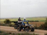 Ruta en quads por caminos de tierra