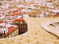 los tejados de sevilla