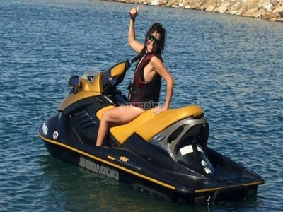 20-min Jet ski driving in Andalusia