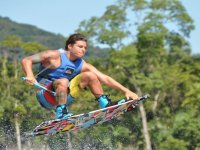 Wakeboard for advanced