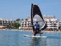Monitor del windsurf ad Alcudia