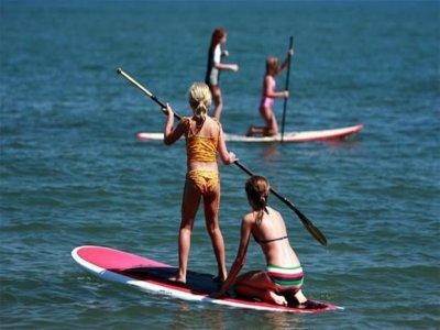 10h Renting SUP equipment Beach of Garrucha