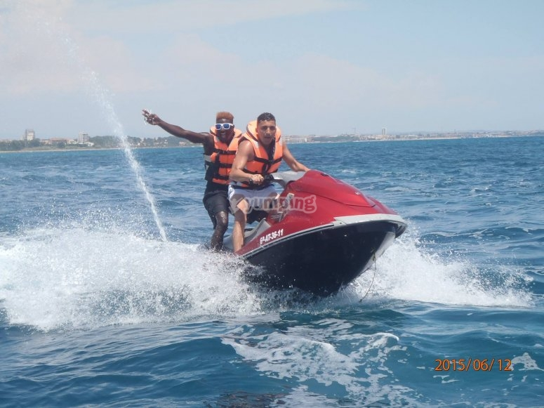 Divertimento e adrenalina in cambrils