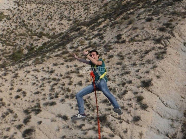 Puenting en Murcia