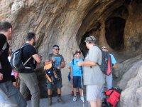 Entrada a la Cueva de Belda
