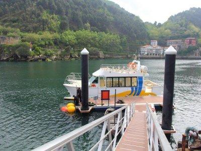 Paseo en catamarán, Hondarribia, 3 horas