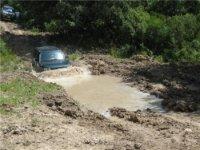 水和泥土区域