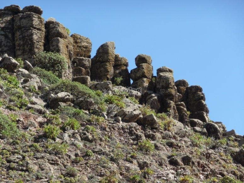 Columnas basalticas