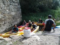 Initiation in the Tormes