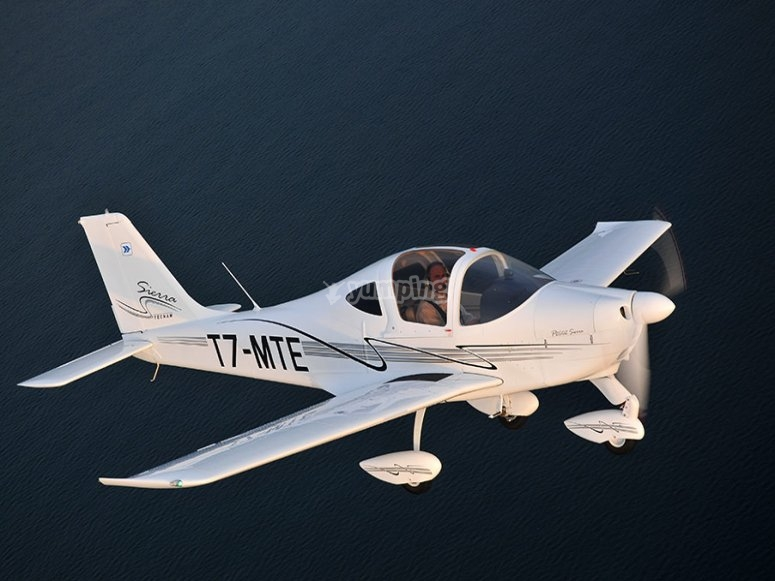 测试作为飞行员