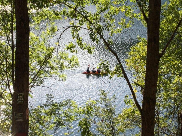 Canoas Lago Torrassa