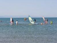 Curso de windsurf en Deltebre