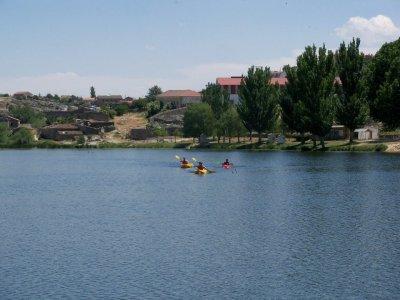 Piragüismo en el río Tormes especial jóvenes