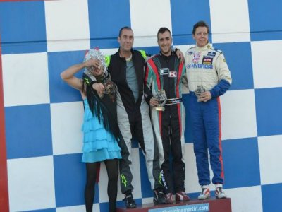 Karting Club Correcaminos Despedidas de Soltero