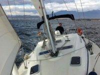 帆帆船旅行