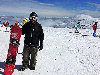 Sierras de Granada Snowboard