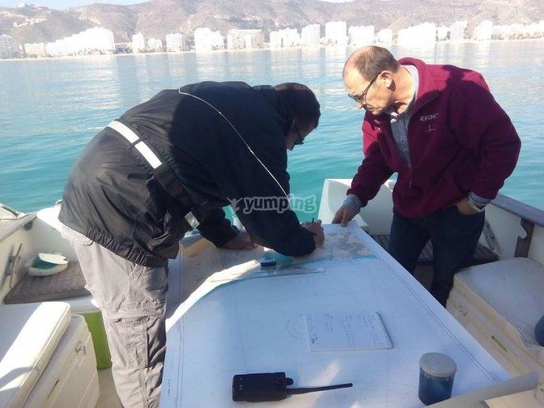 Compiti di navigazione a Valencia