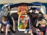 Alquiler de barco para pesca en Marbella