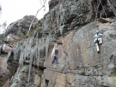 Ríos del Pirineo Escalada