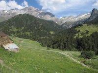 大雪山脉鉴于比利牛斯山脉的