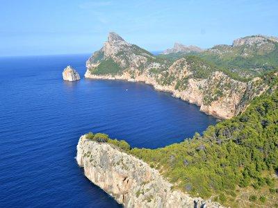 Ruta en barco rápido en Mallorca Niños