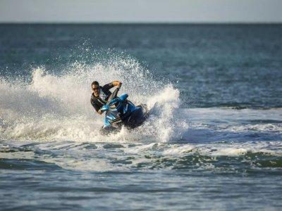 Costa del Sol双座喷气滑雪游览60分钟