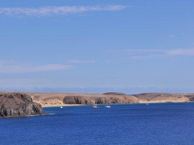 Excursión en yate por Lanzarote 2 horas