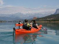 Ordesa国家公园皮划艇