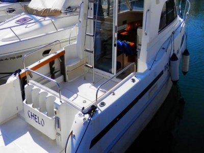 1 day motorboat renting in Costa Brava