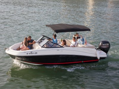 Boat Rental Without Skipper In Marbella 4 Hours