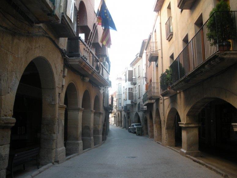 Juneda calle mayor