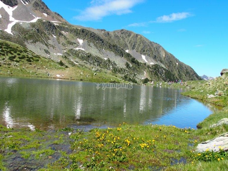 Lago en Estany de lEstanyo